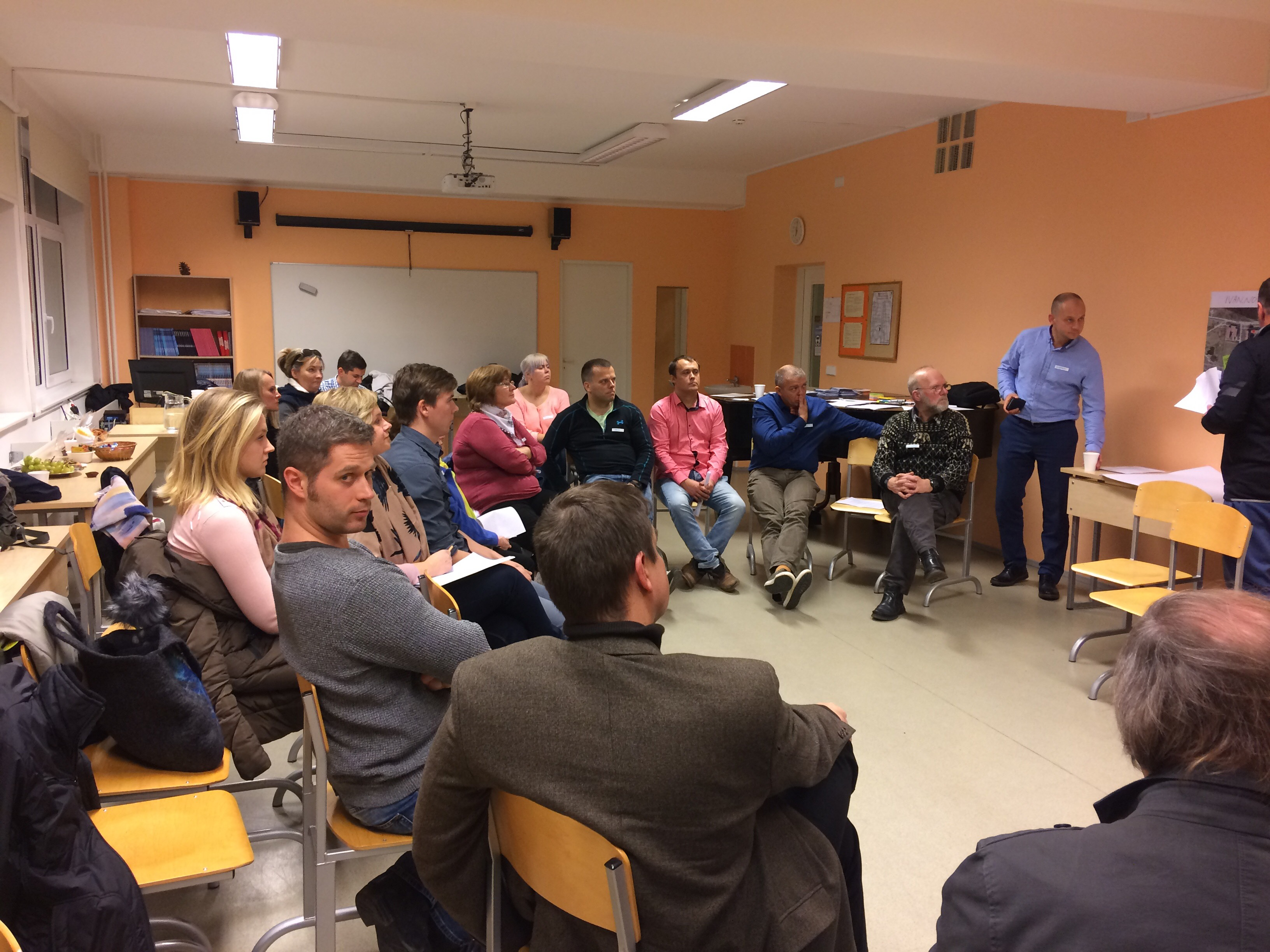 Teisel Katleri turvalisuse kohtumisel otsiti lahendusi koostöös politsei ja linnaosavalitsusega
